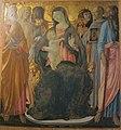 Neroccio di bartolomeo landi, madonna col bambino e santi, 1492.JPG