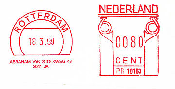 Netherlands stamp type I2.jpg