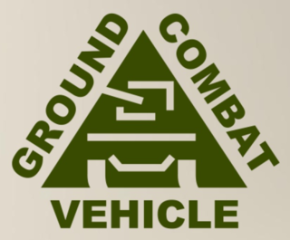 Ground Combat Vehicle Tracked or wheeled armored fighting vehicles
