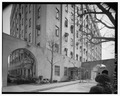 New York Hospital, 525 East Sixty-eighth Street, bounded by York Avenue, FDR Drive, New York, New York County, NY HABS NY,31-NEYO,180-15.tif