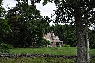 Wildwood Hall - Image: Newbury VT Wildwood Hall