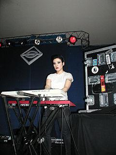 Nic Endo Japanese-German-American noise musician