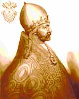 Papal election, 1280–81 - Pope Nicholas III had opposed the Angevin claims