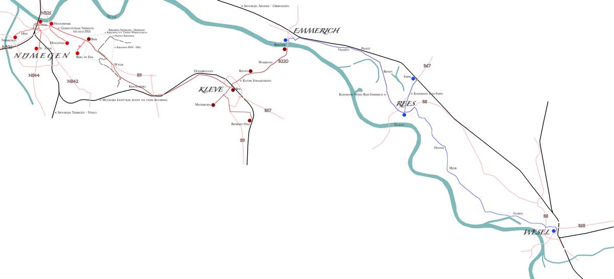 Kleinbahn rees empel wikipedia for Depot wesel