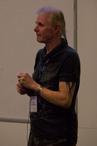 Nik Szymanek - Nik Szymanek presenting at the National Astronomy Meeting 2012