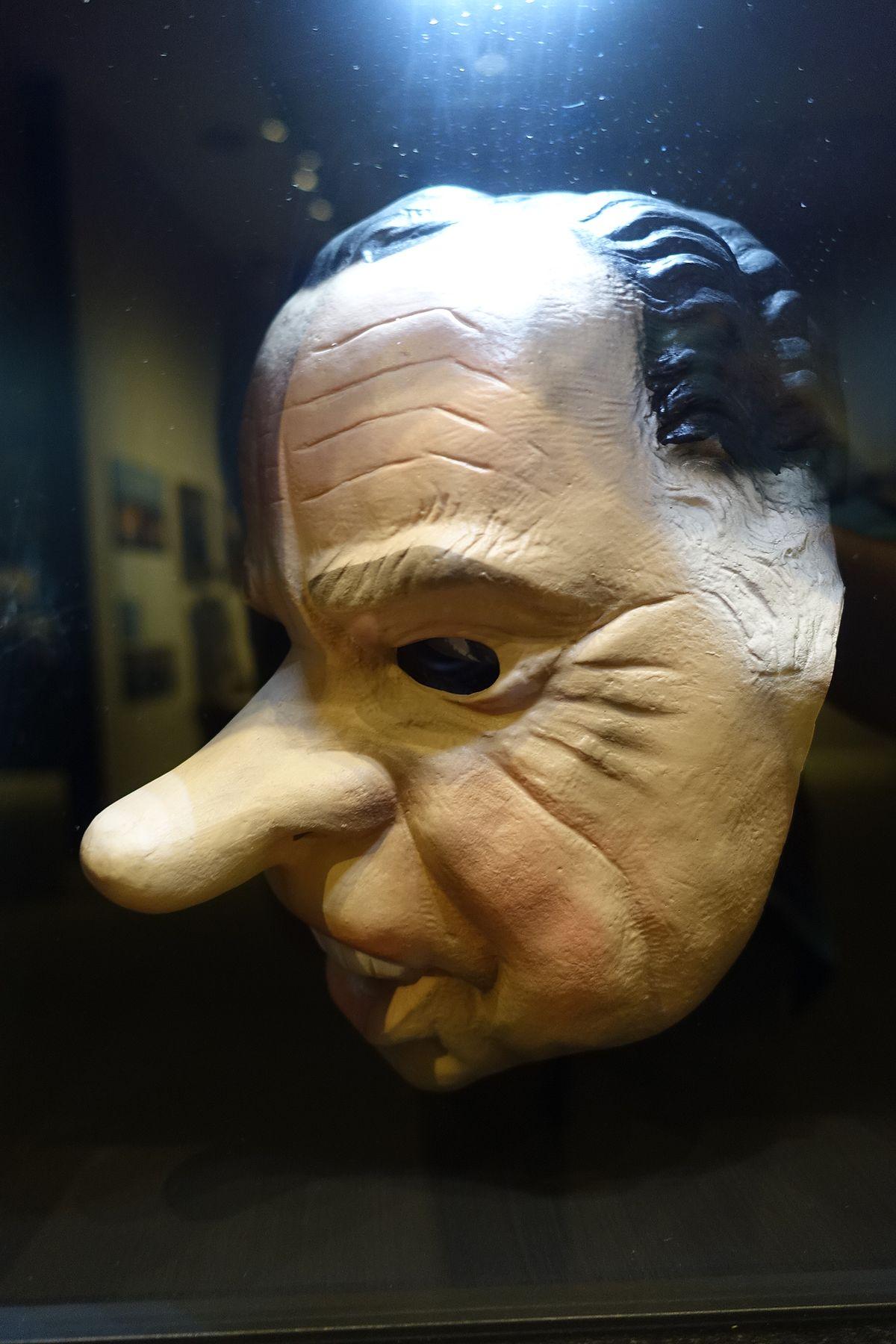 Richard Nixon Mask Wikipedia