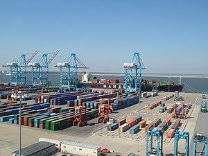 Virginia Port Authority - Norfolk International Terminal