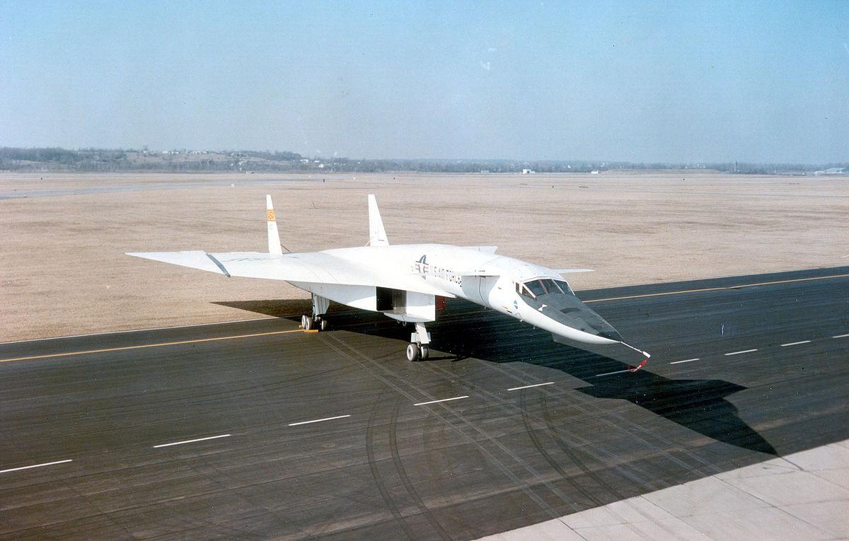 XB-70 1号機