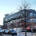 North Highland Avenue in Inman Park Village.JPG