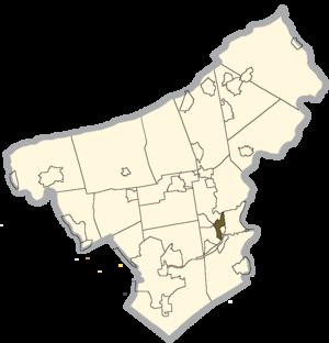 Wilson, Pennsylvania - Image: Northampton county Wilson