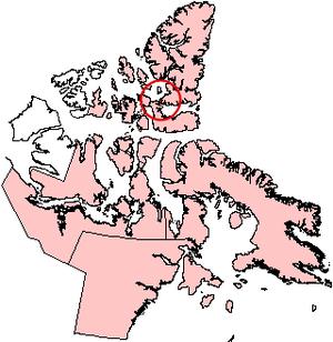 North Kent Island - North Kent Island, Nunavut.