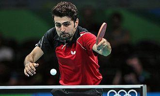Noshad Alamian - Alamian at the 2016 Summer Olympics
