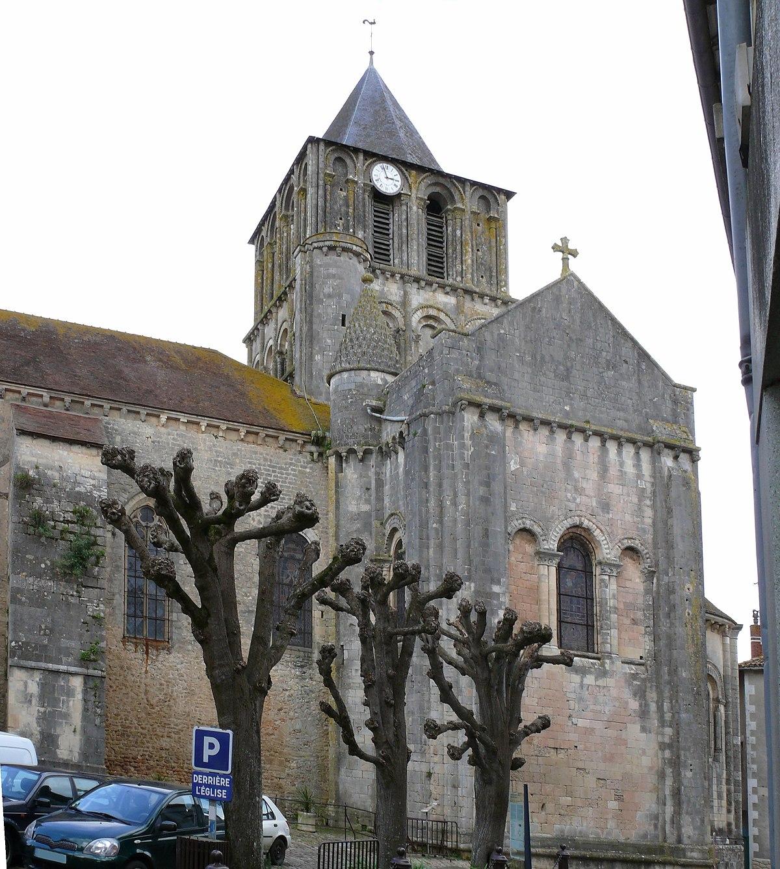 Lusignan vienne wikip dia - Office de tourisme saint junien ...