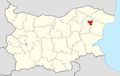 NoviPazar Municipality Within Bulgaria.png