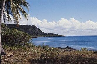 Maré Island - Maré Beach