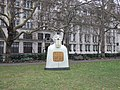 Nuestros Silencios sculpture in Victoria Tower Gardens - geograph.org.uk - 2234979.jpg