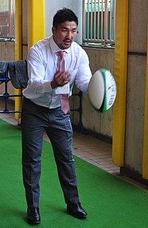 Shunsuke Nunomaki Rugby player