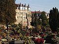 Nuremberg Johannis Cemetery Muentzer f sw.jpg
