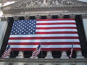 English: New York Stock Exchange