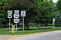 OH87 East - OH168 OH700 End Signs (41835827500).jpg
