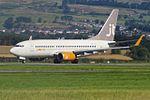 OY-JTY Boeing 737-700 JetTime (28608540933).jpg