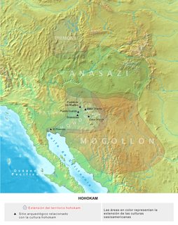 Agriculture in the prehistoric Southwestern United States