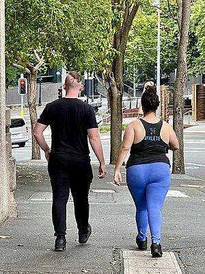 "Obese ""Athlete"""