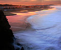 Ocean Beach in San Francisco at sunrise edit111.jpg