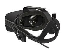 5c3de95564eb Virtual reality headset - Wikipedia