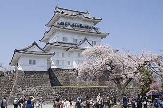 Odawara Castle - Image: Odawara Castle 02