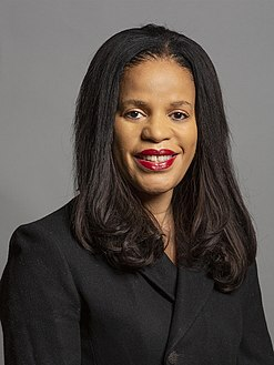 Official portrait of Claudia Webbe MP crop 2.jpg