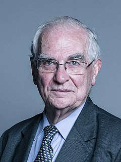 Ronald Oxburgh, Baron Oxburgh British academic