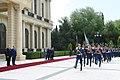 Official welcoming ceremony held for Moldovan president Igor Dodon 13.jpg