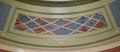 "Oil painting ""International Signal Code"" located on first floor rotunda ceiling, U.S. Custom House, Philadelphia, Pennsylvania LCCN2010720048.tif"