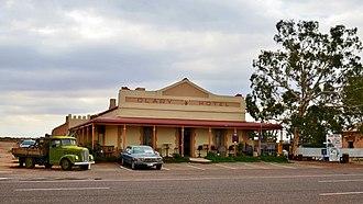 Olary, South Australia - Olary Hotel