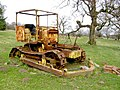 Old Bulldozer - geograph.org.uk - 723592.jpg