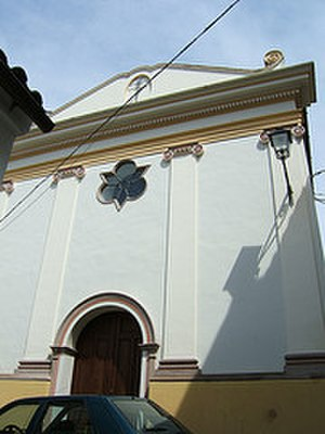 History of the Jews in Calabria - Former Synagogue in old Jewish Quarter of Nicastro
