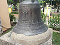 Old church bell of Odiongan, Romblon.jpg