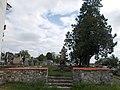Old grave, Alsóváros Lower Public Cemetery, 2017 Várpalota.jpg