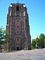 Oldehove Oldehoofsterkerkhof Leeuwarden Nederland.JPG