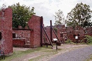 Peak Mountain - Old Newgate Prison