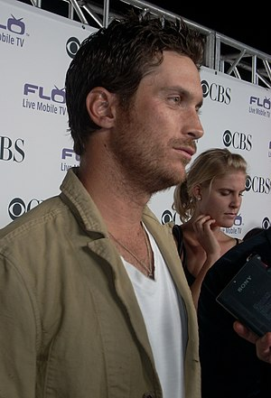 Oliver Hudson - Hudson in 2008