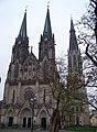 Olomouc, Václavské náměstí, katedrála sv. Václava (01).jpg