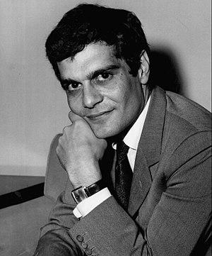 Sharif, Omar (1932-2015)