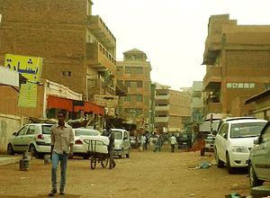 Omdurman - Omdurman Market