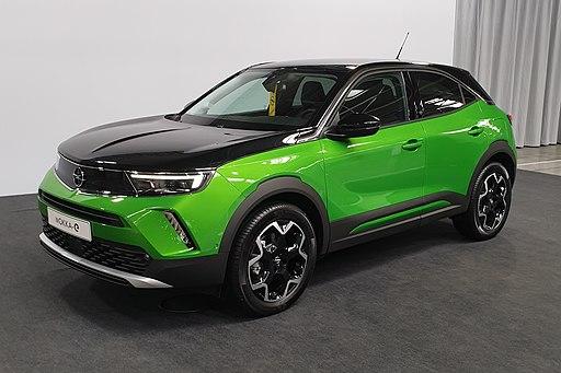 Opel Nuova Mokka