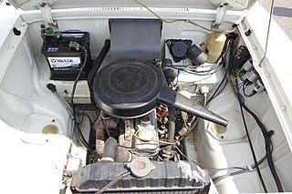 Opel OHV engine Motor vehicle engine