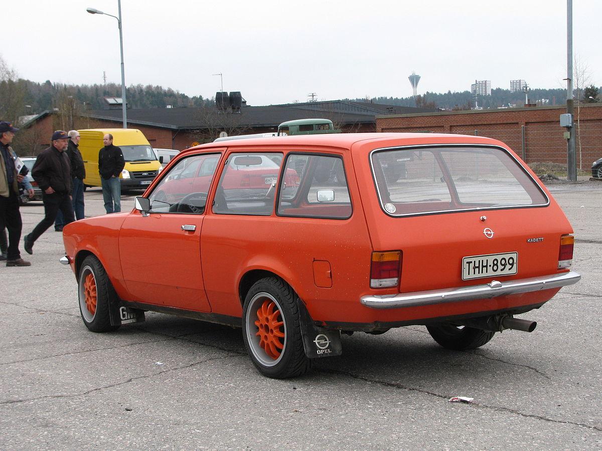 File Opel Kadett C Kombi Lahti2 Jpg Wikipedia