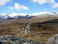 Open moor west of Pen y Castell - geograph.org.uk - 362594.jpg