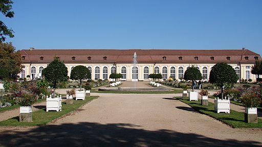Orangerie Ansbach 01